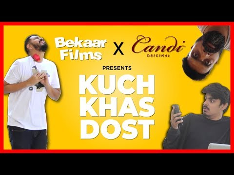 Kuch Khas Dost | Bekaar Films | Comedy Skit