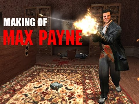 Making of Max Payne(1996-2001) RUS
