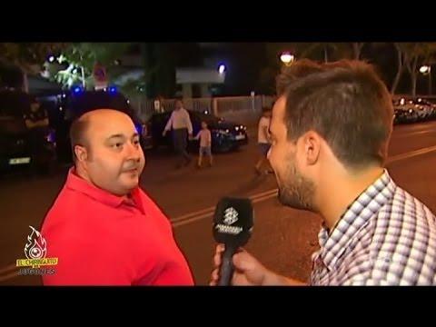 Enfado monumental con Casillas en la Puerta 55