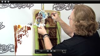 Craig Fraser Painting w/ Steam Punk FX Templates  by Artool