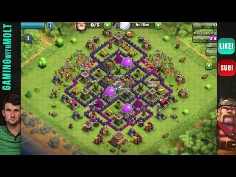 Clash of Clans: Subscriber Base Review TH8