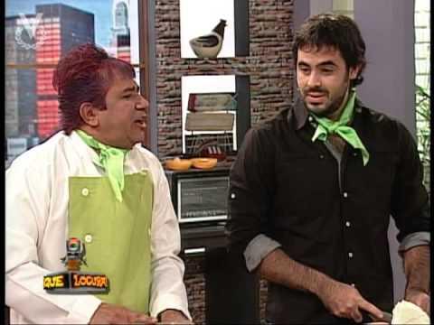 ¡ Qué Locura ! - Cocinando con Ermo junto a Guillermo García