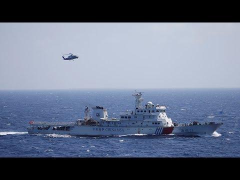 China realiza ejercicios militares en el disputado Mar de la China Meridional