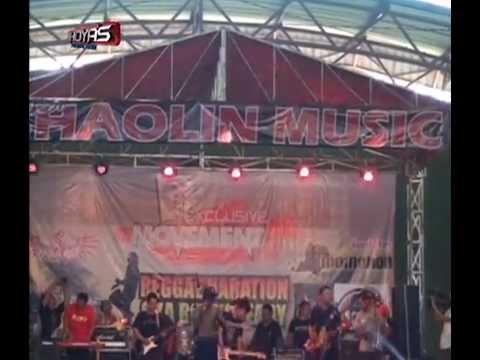 MONKEY BOOTS TUNGGULAH TUNGGU LIVE IN CILACAP NEW SHAOLIN MUSIC