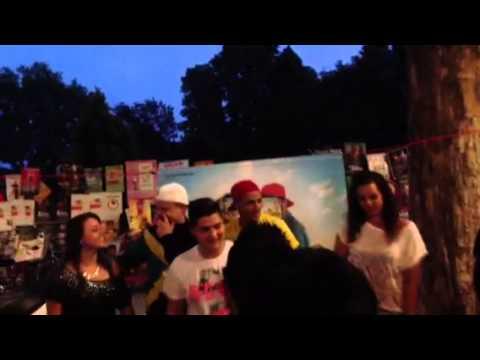 J'ai vu les lascars gays Au festival d'Avignon