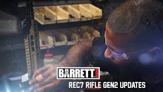 Snipers Shoot the Ultra Powerful M107 Barrett .50 Caliber Rifles