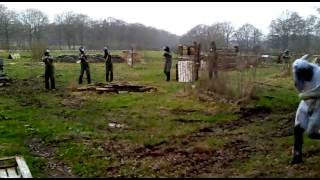 Paingame @ the Paintball Xperience Winterswijk