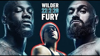 Tyson Fury vs Deontay Wilder 2 MEXICAN FIGHT COMPANION!!