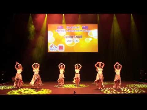 Sydney Latin Festival 2017 - DANCA BRAZIL