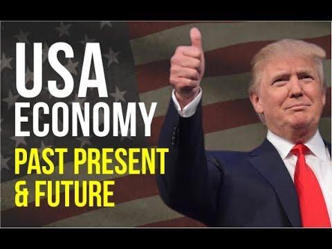 USA ECONOMY : PAST, PRESENT AND FUTURE