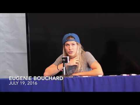 Eugenie Bouchard - July 19, 2016