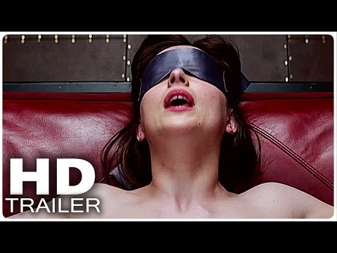 FIFTY SHADES OF GREY TRAILER GERMAN DEUTSCH 1080p HD OFFICIAL
