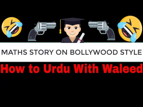 Maths Story On Bollywood Style - Bollywood Song 2018