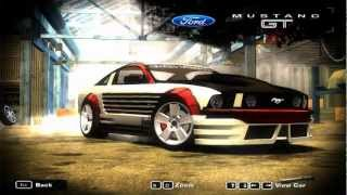 Need for Speed Most Wanted 2005 - Ford Mustang GT Mod