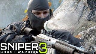 Sniper Ghost Warrior 3: Stealth Marksman Gameplay