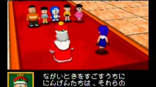 Game | Doraemon, Nobita to Mittsu no Seireiseki, Ending and unlocked character | Doraemon, Nobita to Mittsu no Seireiseki, Ending and unlocked character