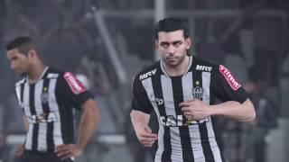 Santos x Atlético MG Rodada 8 Brasileirão #PraCimaDelesSantos105Anos