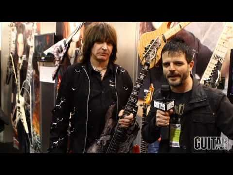NAMM 2011 - Dean MAB IV Gauntlet