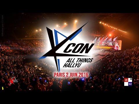 KCON France 2016 à Paris : reportage à l'AccorHotels Arena (French live report)