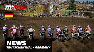 NEWS Highlights MXGP of Germany 2019