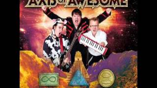 Watch Axis Of Awesome Moderately Rock And Roll video