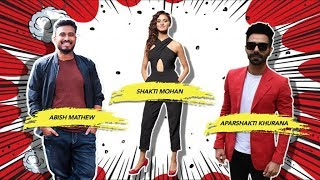Break A Leg Episode 1 | Aparshakti Khurana | Abish Mathew | Shakti Mohan