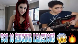 download lagu Top 10 Best Singing To Girls Reactions 10k Subscribers gratis