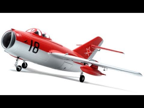 Exceed Rc Mig-15 Production Model Review