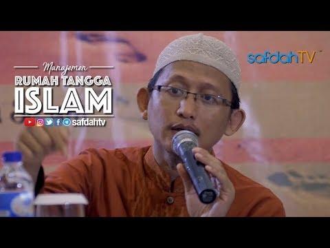 Daurah Hijrah Channel: Manajemen Rumah Tangga Islami - Ustadz Badru Salam, Lc
