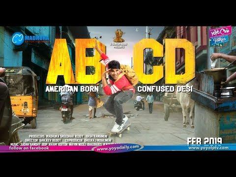 ABCD Movie Motion Teaser | Allu Shirish | Latest Telugu Movie 2018 | Tollywood | YOYO Cine Talkies