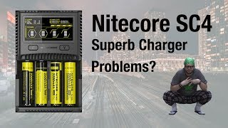 Nitecore SC4 Superb Charger Review - And Problems...