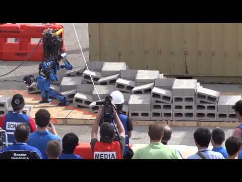 Schaft robot at darpa robotics challenge http://schaft-inc.jp/
