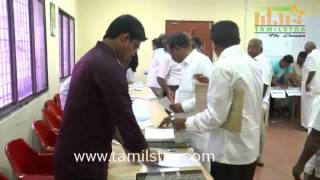 South Indian Film Chamber Election 2015