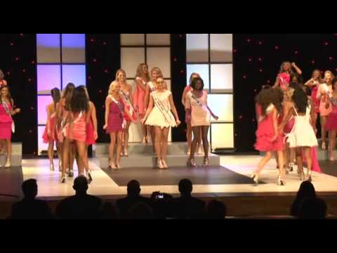 2013 MISS GEORGIA TEEN USA Opening Number
