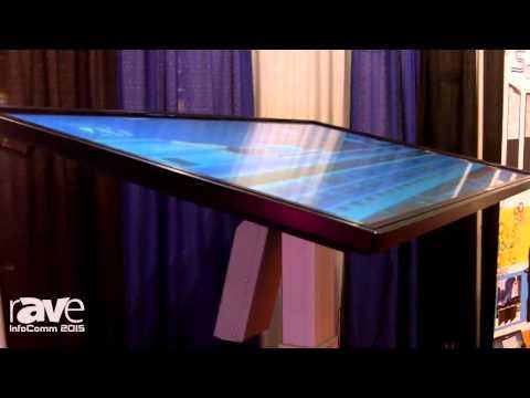InfoComm 2015: SmartMedia Details 4K Interactive Touch Panel