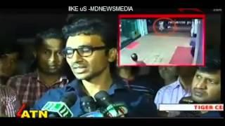 Todays Bangla News  Milky murder CCTV Footage Bangladesh 31 july 2013