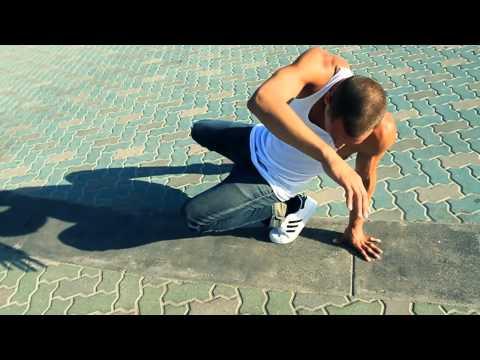Six Step Tutorial- Pasos Basico Del 6 Step- Como Bailar Break Dance Como Hacer Breakdance video