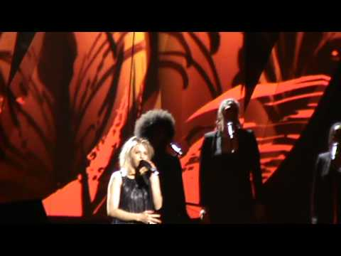 France second rehearsal: Amandine Bourgeois- 
