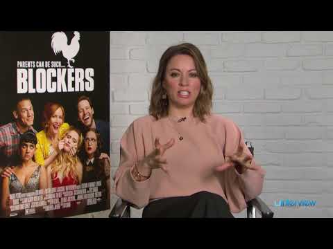 Kay Cannon On Directing 'Blockers', John Cena's R-Rated Scene
