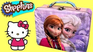 LUNCH BOX SURPRISE Magnetic Dress-Up FROZEN Helltty Vinyl Mystery Minis MLP MyLiePony