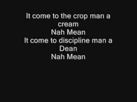 Nas And Damien Marley - Nah Mean Lyrics video