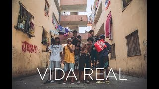 VIDA REAL - Correria - Makonnen Tafari - Baco Exu do Blues - Lukas Kintê - Vandal & Ravi