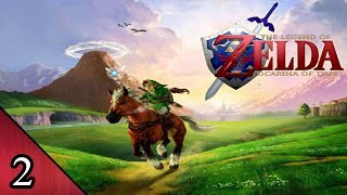 Legend of Zelda: Ocarina of Time (Wii U) Part 2