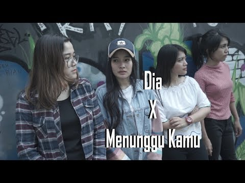 Download DIa X Menunggu Kamu - Anji  COVER  by KARTINI Mp4 baru