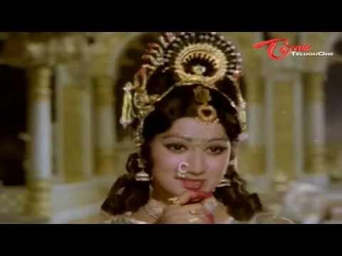 Aadave Andaala Surabhaamini Song - Yamagola Movie Songs - NTR - Jayapradha