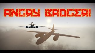 Angry Badger! - IL-28 War Thunder 1.43 RB Gameplay - 1 Badger Kill
