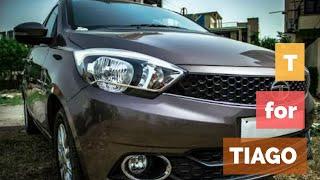 Tata Tiago XT (Brown) Walkaround Video - No Edits