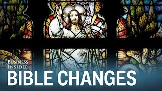 Video: How the Bible has changed over 2000 years - Business Insider