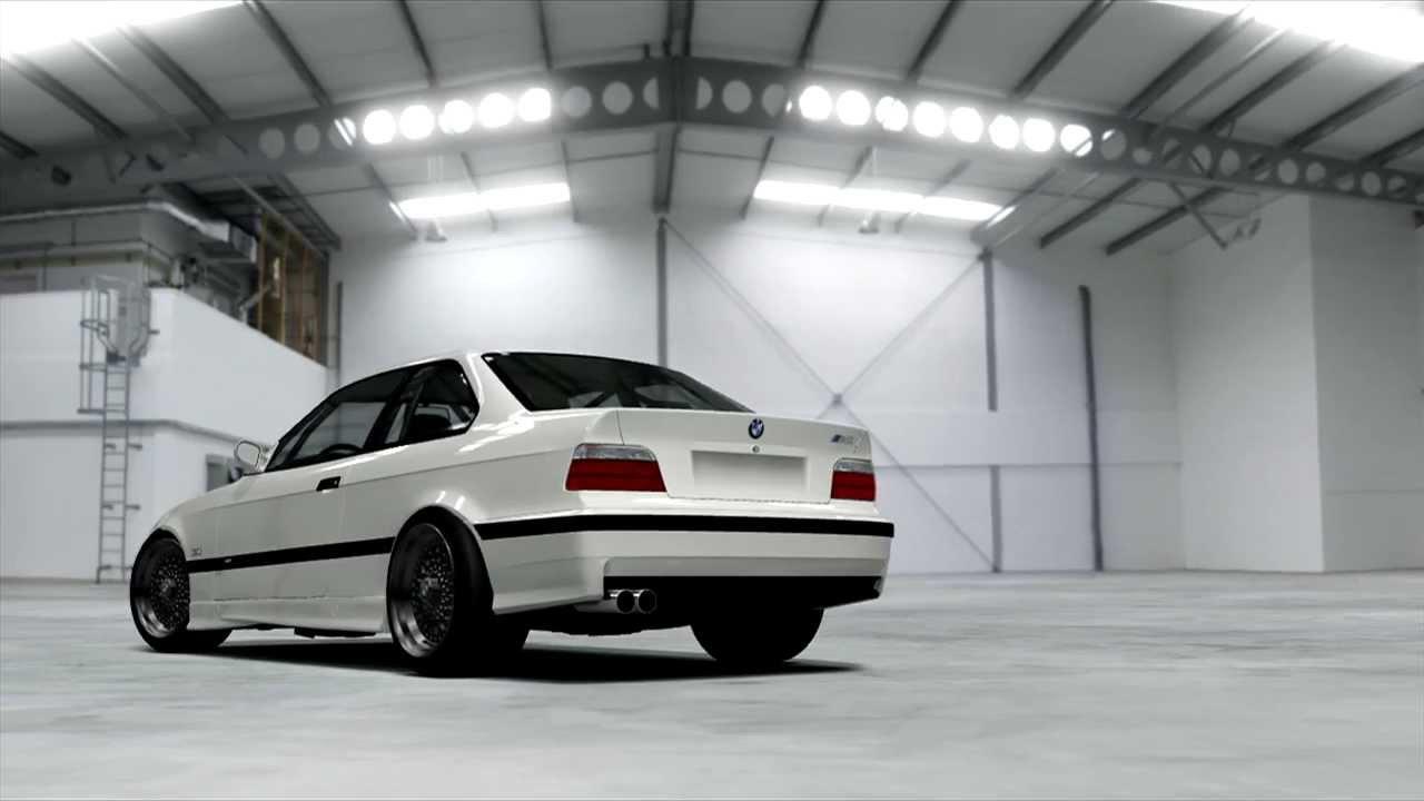 Forza Motorsport 4 Mod Bmw M3 E36 Quot Stanced Quot Swap