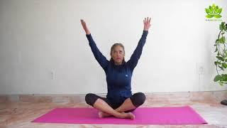 Yoga para principiantes clase 4